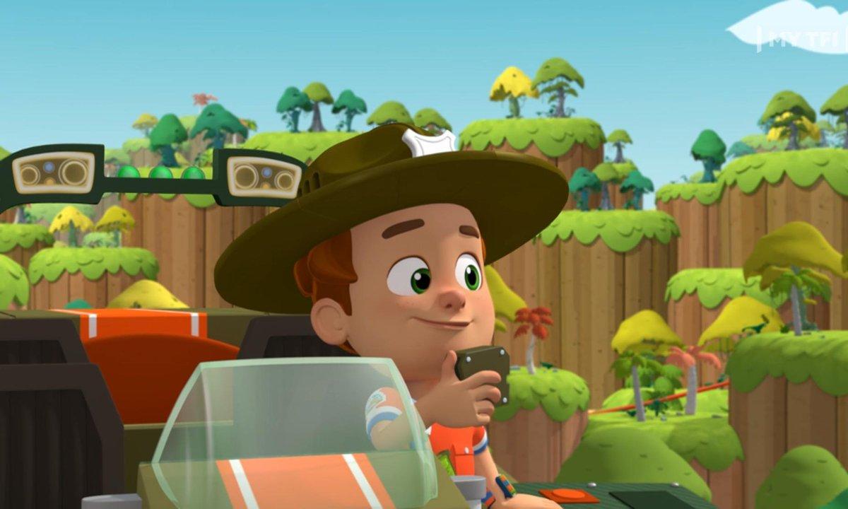Ranger Rob - S01 E38 - Sur la piste des moufettes