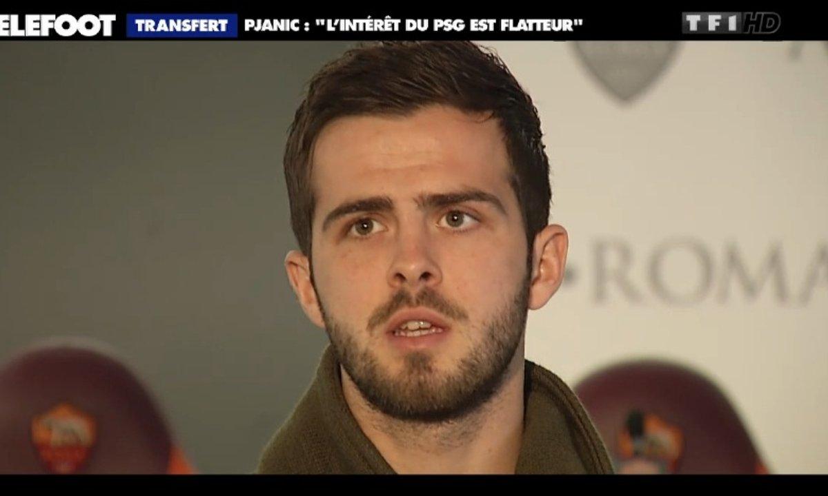 """PSG – Pjanic : """"Paris est le seul club où j'irais en France"""""""