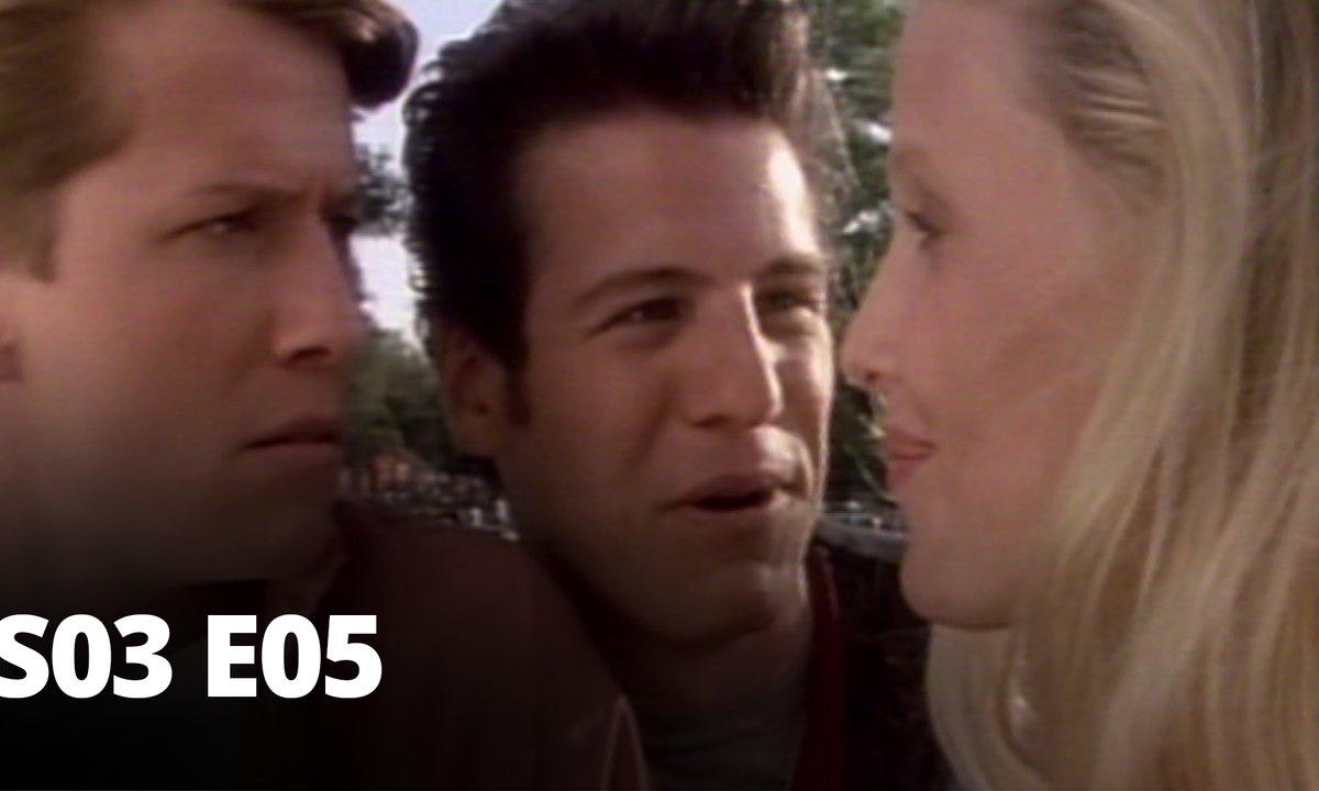 Parker Lewis ne perd jamais - S03 E05 - L'amour c'est l'enfer