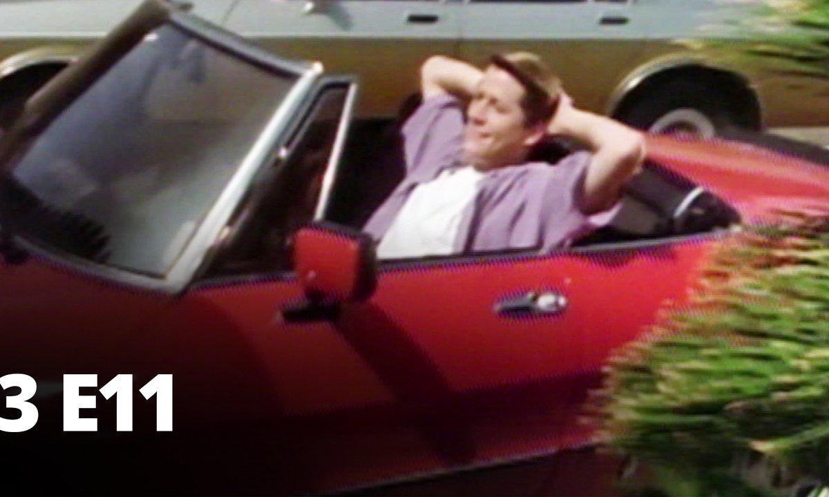 Parker Lewis ne perd jamais - S03 E11 - Parker  a une voiture neuve