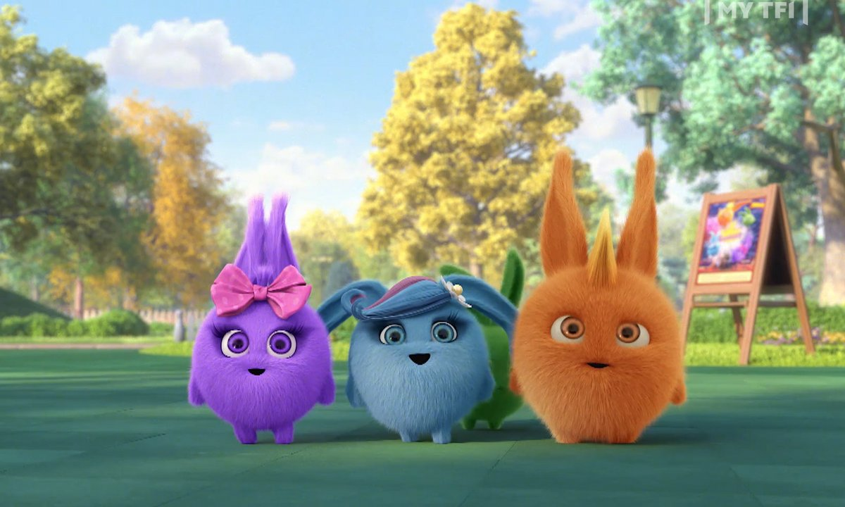 Sunny bunnies - S04 E04 - Place au spectacle !