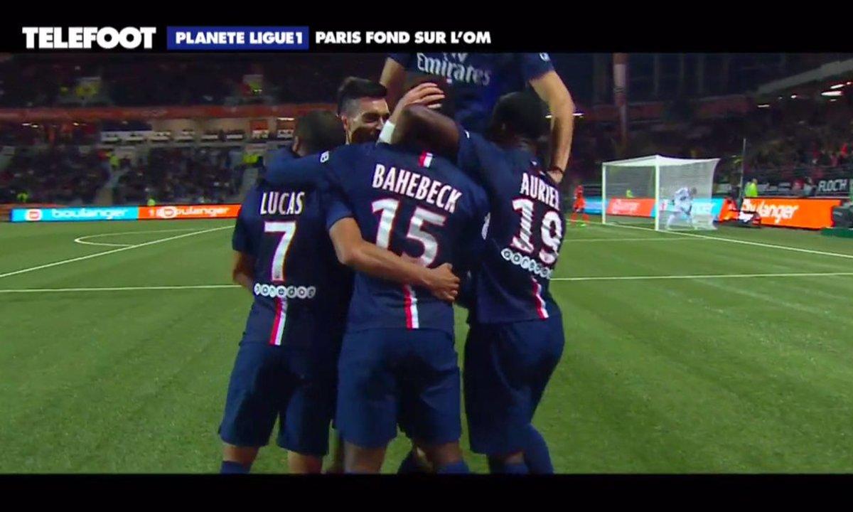 Planète Ligue 1 : Le PSG fond sur l'OM
