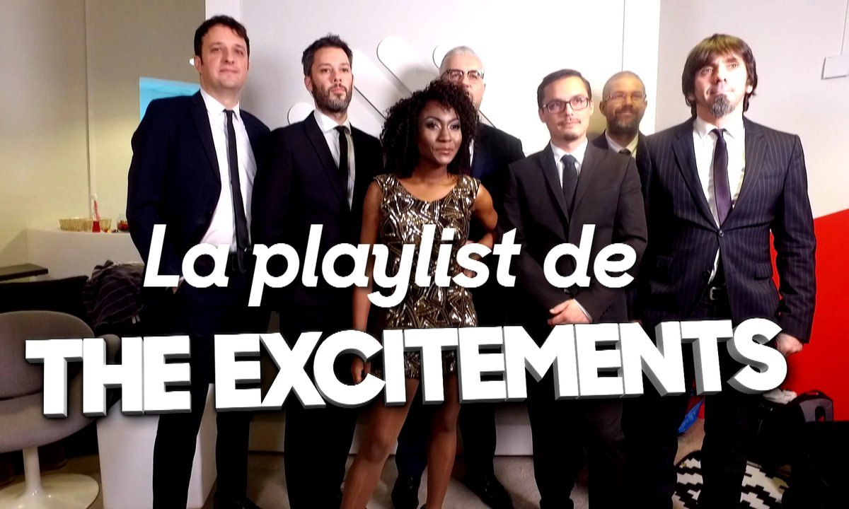 La playlist de The Excitements