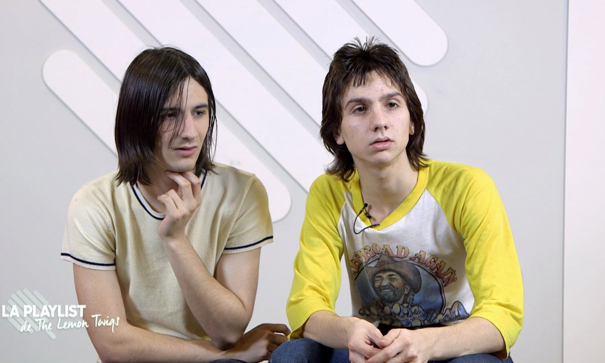 La playlist de The Lemon Twigs