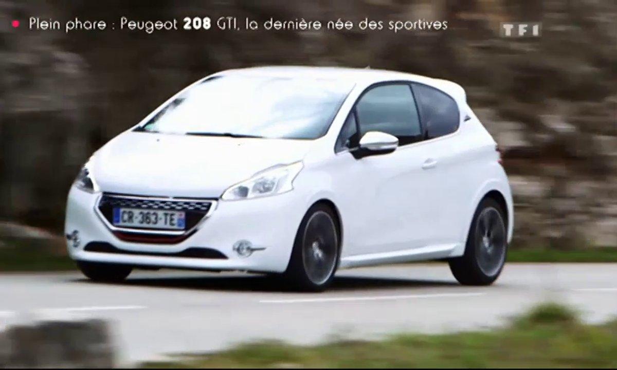 Plein Phare : Peugeot 208 GTi, sacré numéro sportif ?