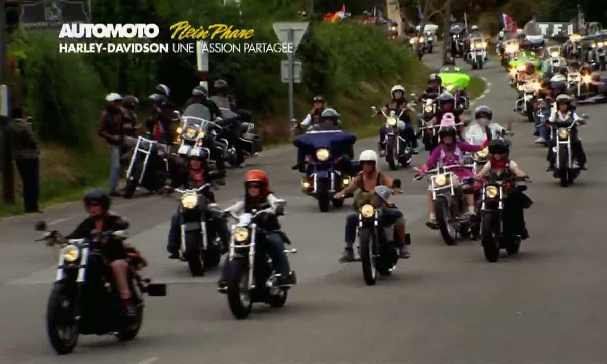 Plein Phare : l'EuroFestival Harley-Davidson de Grimaud