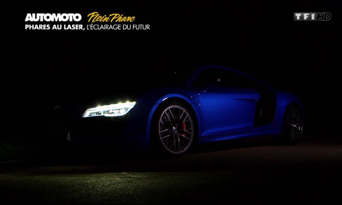 Plein Phare : Audi R8 LMX, la révolution LASER