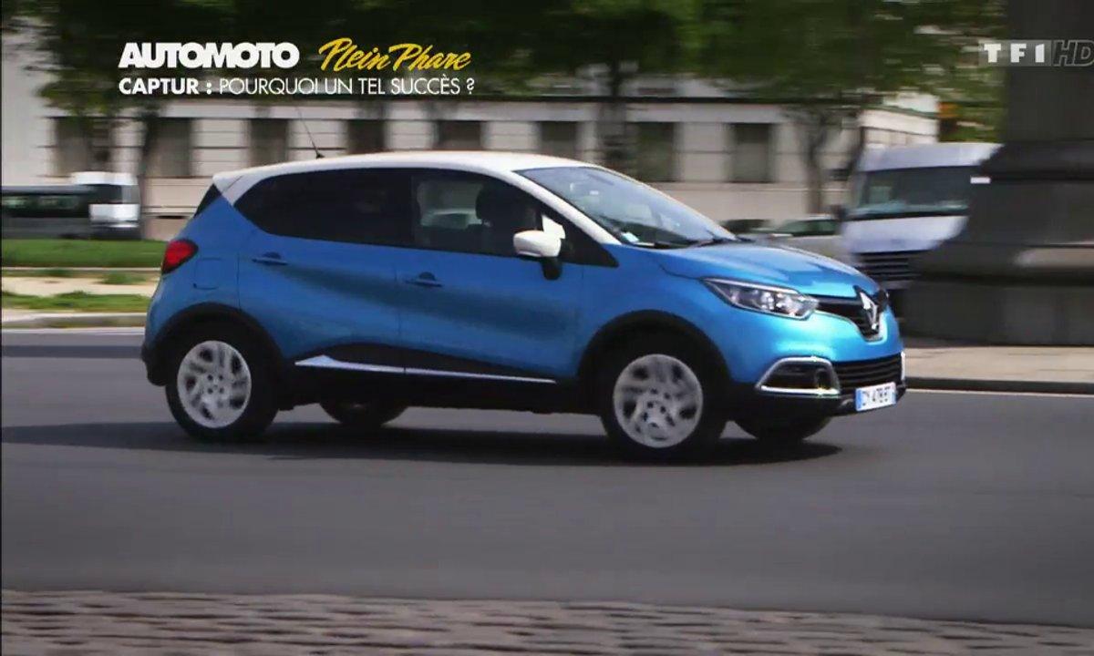 Plein Phare : Renault Captur, pourquoi un tel succès ?