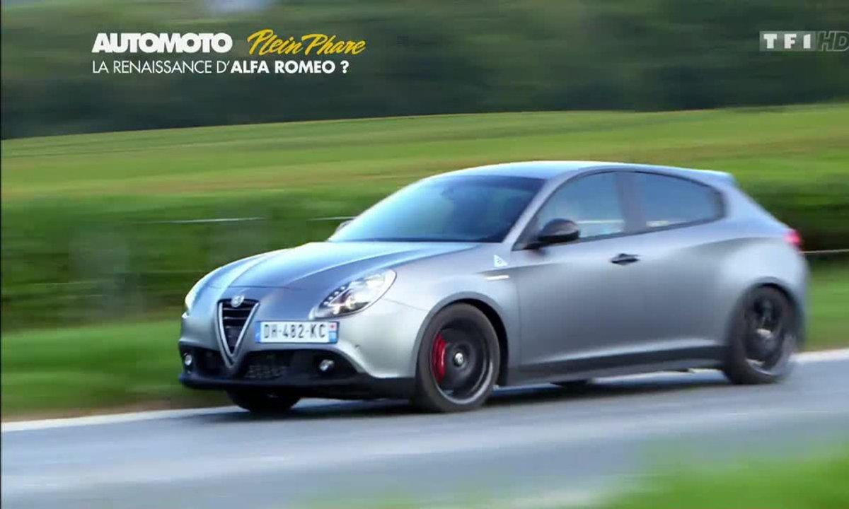 Plein Phare : Alfa Romeo, enfin le renouveau ?