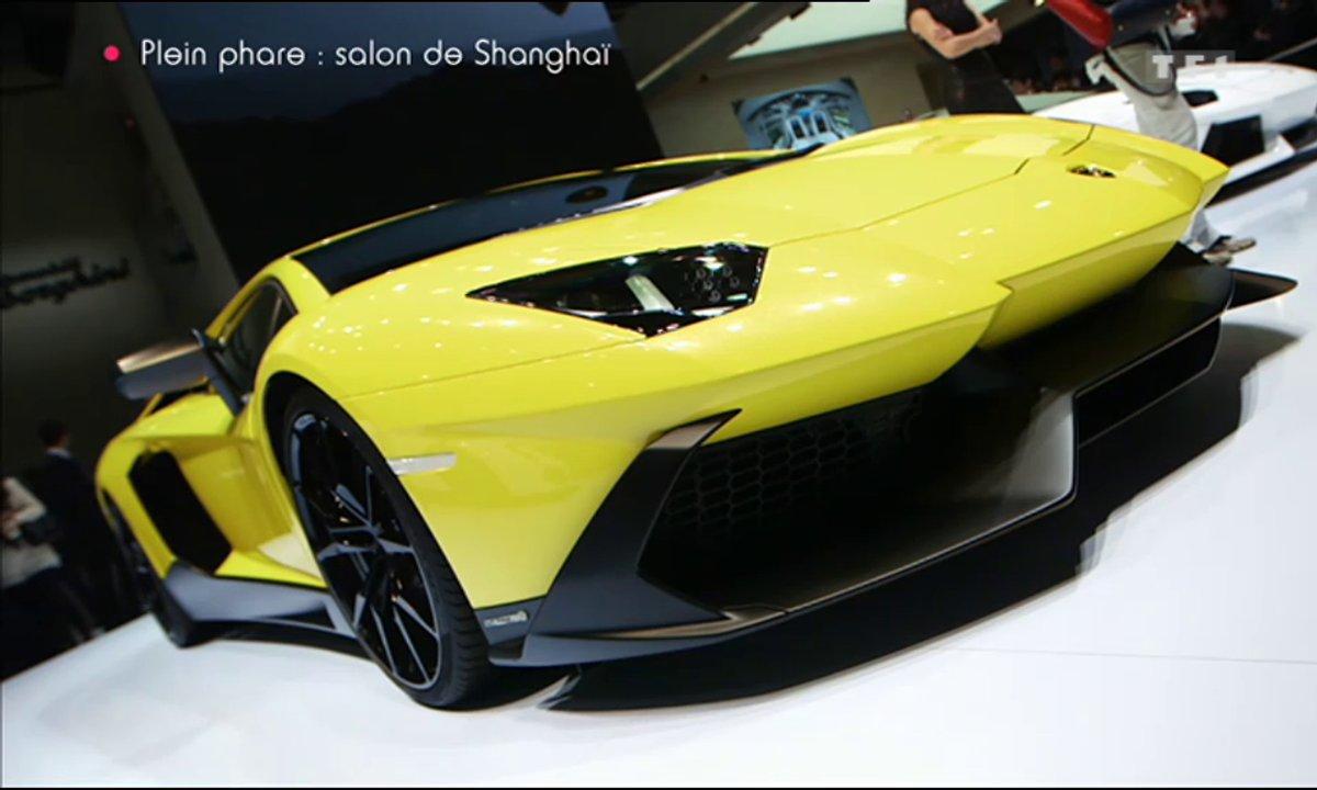 Plein Phare : Le Salon de Shanghai 2013