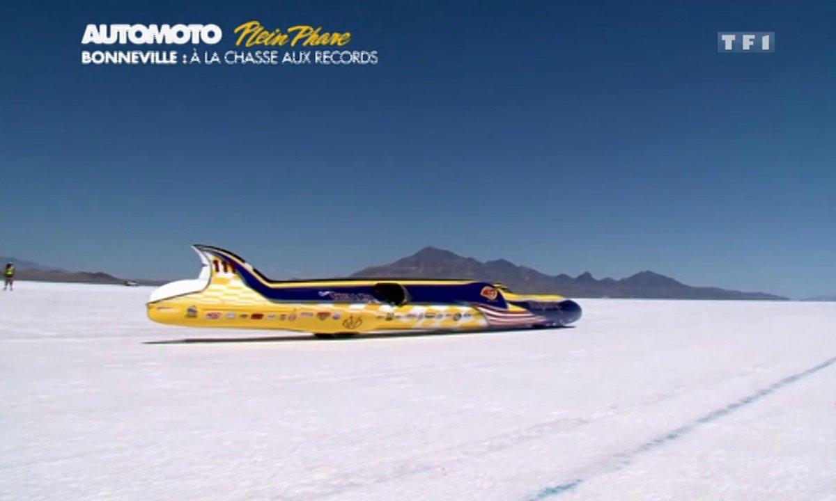 Plein Phare sur la Speed Week de Bonneville 2013