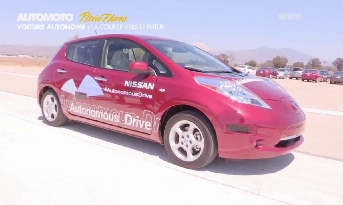 Plein Phare : les futures voitures autonomes