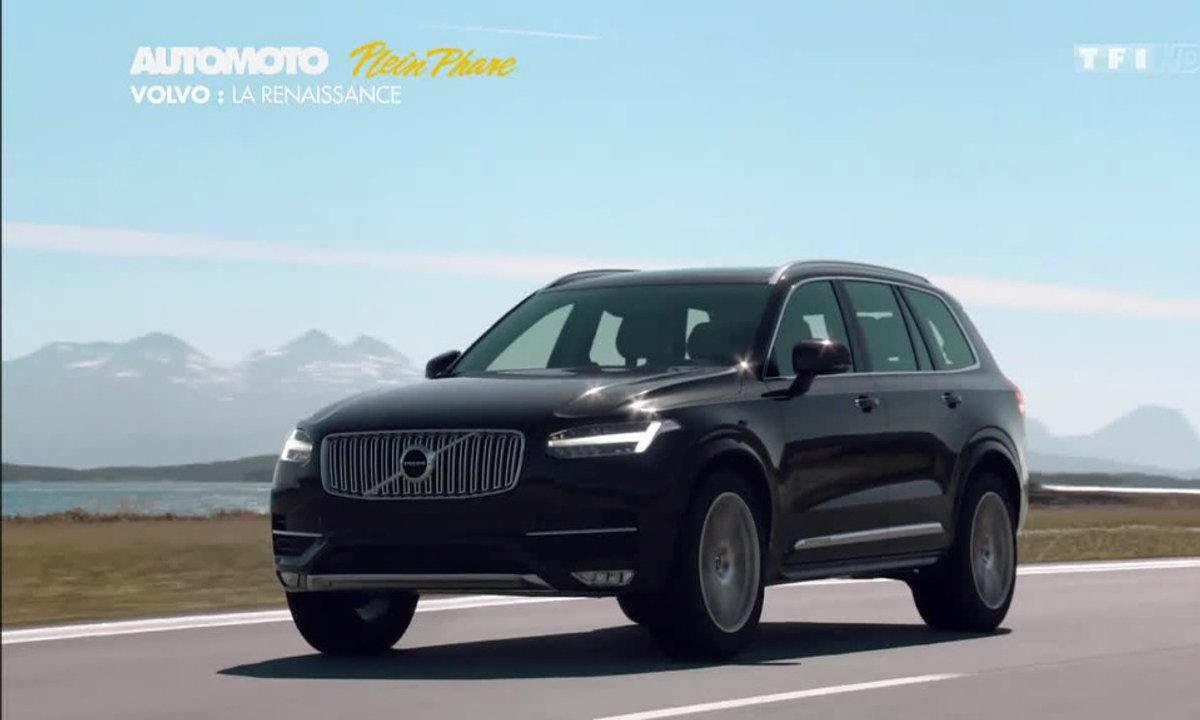 Plein Phare : Volvo XC90 2015, le SUV d'une nouvelle ère