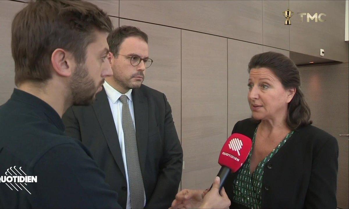 Plomb à Notre-Dame : on a enfin pu interviewer la ministre de la Santé, Agnès Buzyn