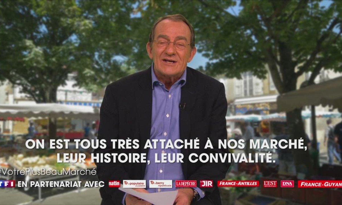 Jean-Pierre Pernaut vous propose d'élire votre plus beau marché de France !