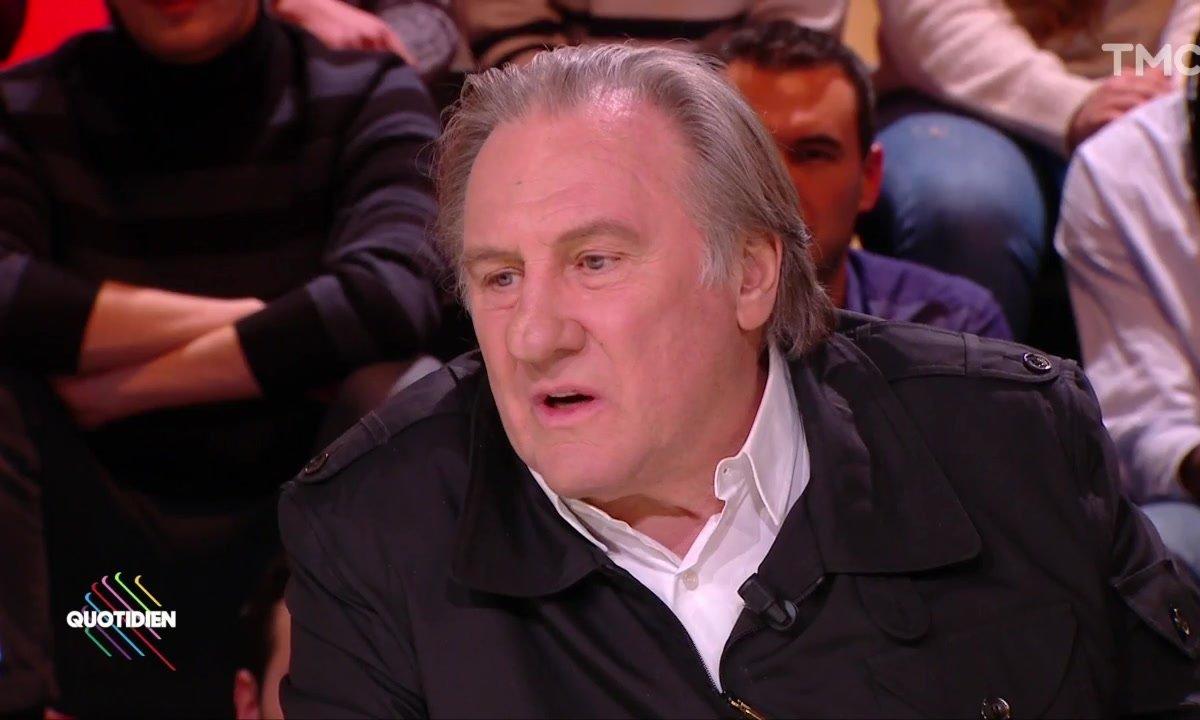 Depardieu et les séries : ses coups de coeur et ses coups de gueule