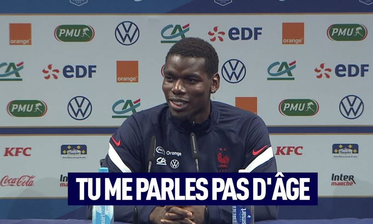 VIDEO - Pogba compare Camavinga à... Mbappé