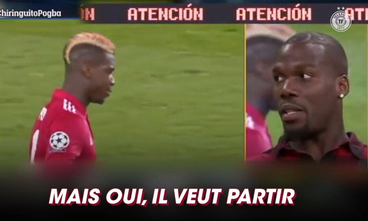 Les révélations de Mathias Pogba sur la situation de Paul à Manchester