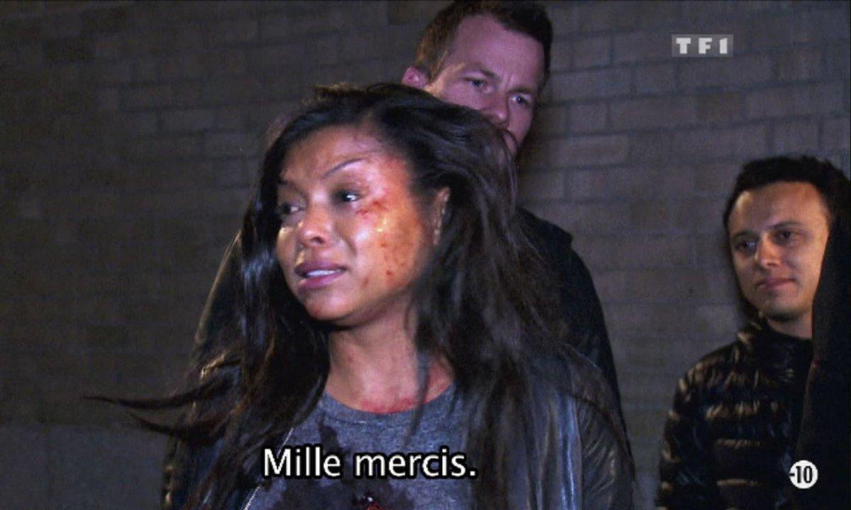 Adieu Carter, les coulisses de la dernière scène de Taraji Henson