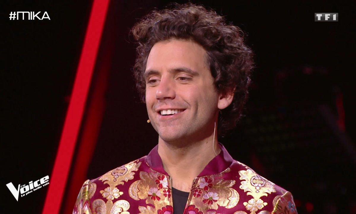 Mika : debrief sur les premiers talents des auditions à l'aveugle