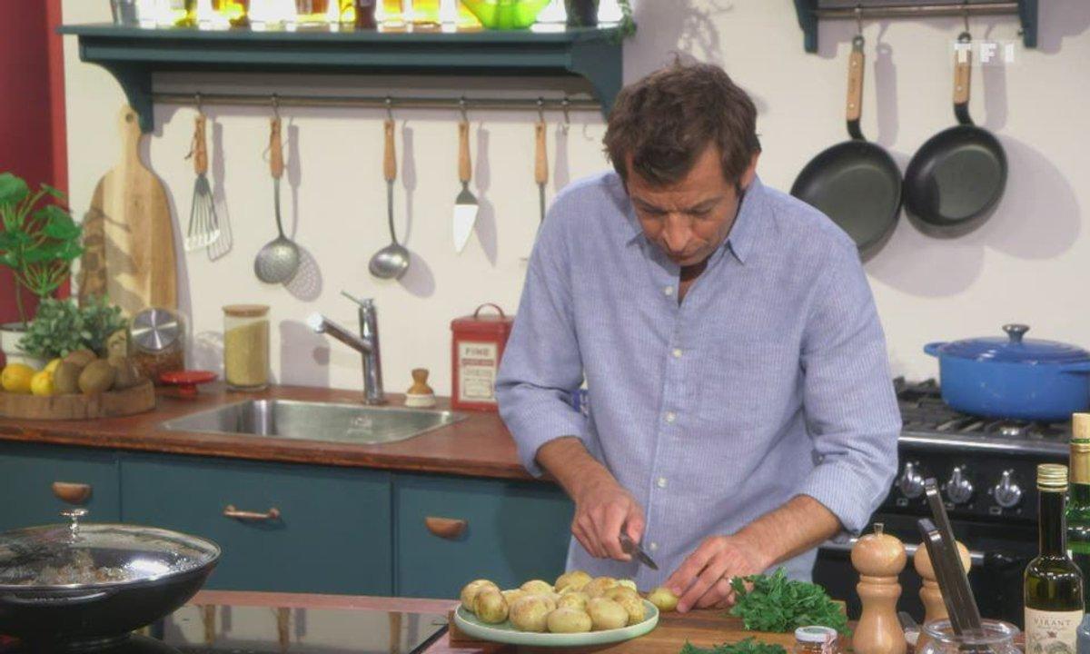 Pommes de terre de Noirmoutier alle vongole