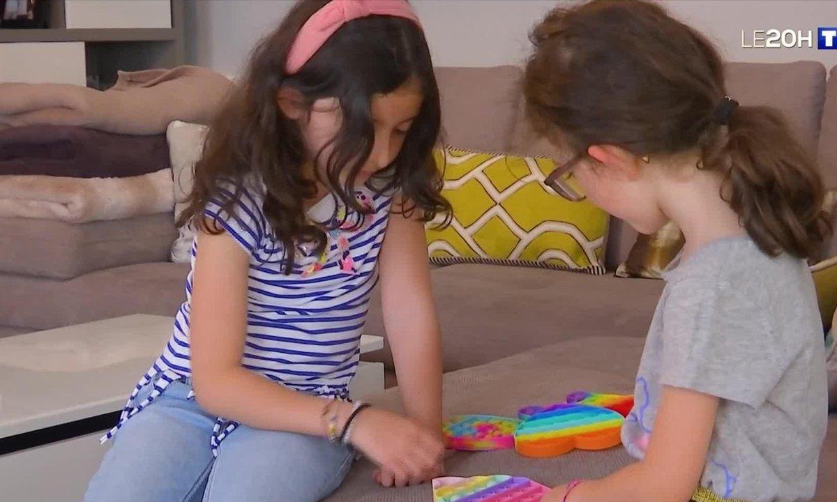 Pop It : le jeu qui éclate nos enfants