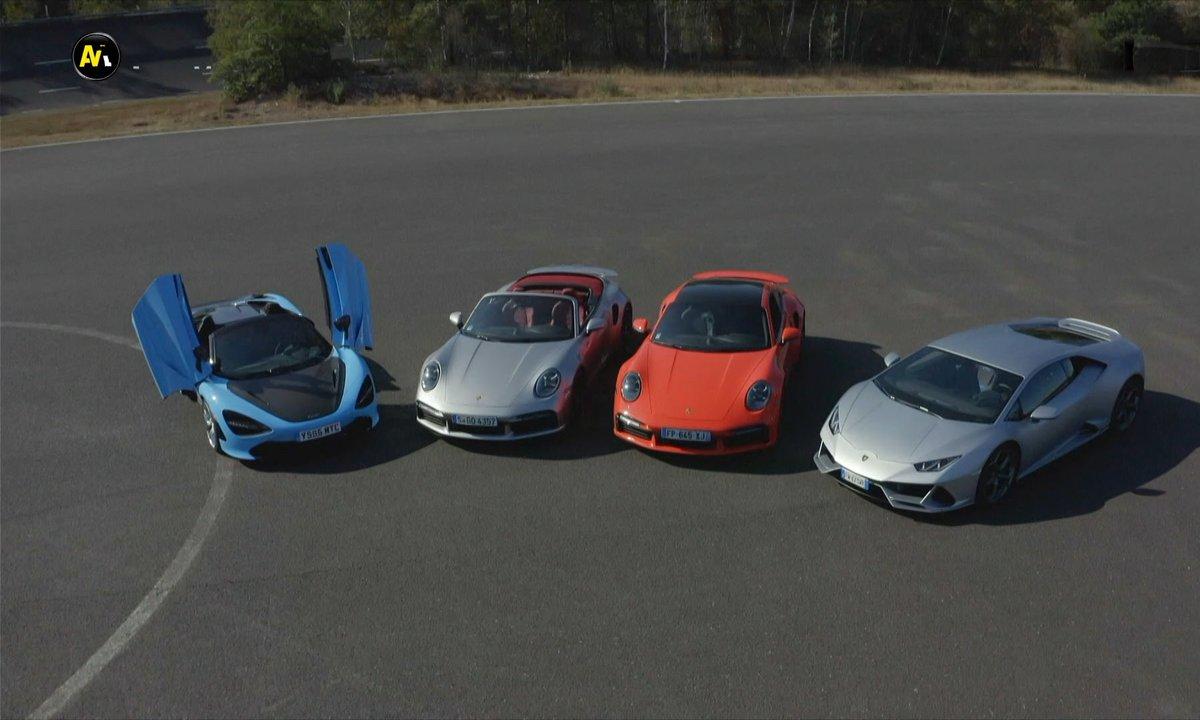 Porsche 911 Turbo : peut-elle résister à Lamborghini et McLaren ?