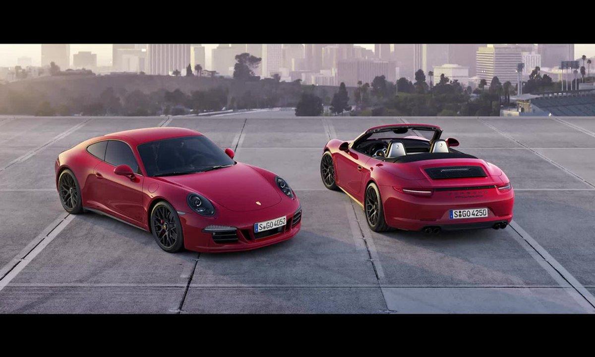 Porsche 911 Carrera GTS 2014 : présentation officielle