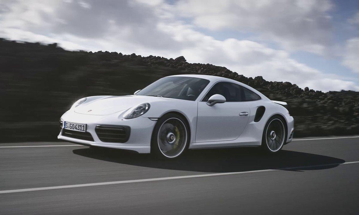 Porsche 911 Turbo 2016 : présentation officielle