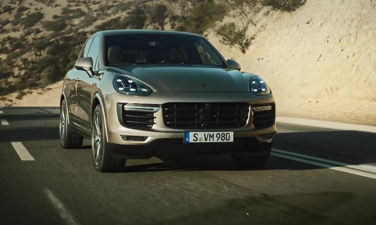 Porsche Cayenne 2014 : le restylage en présentation officielle