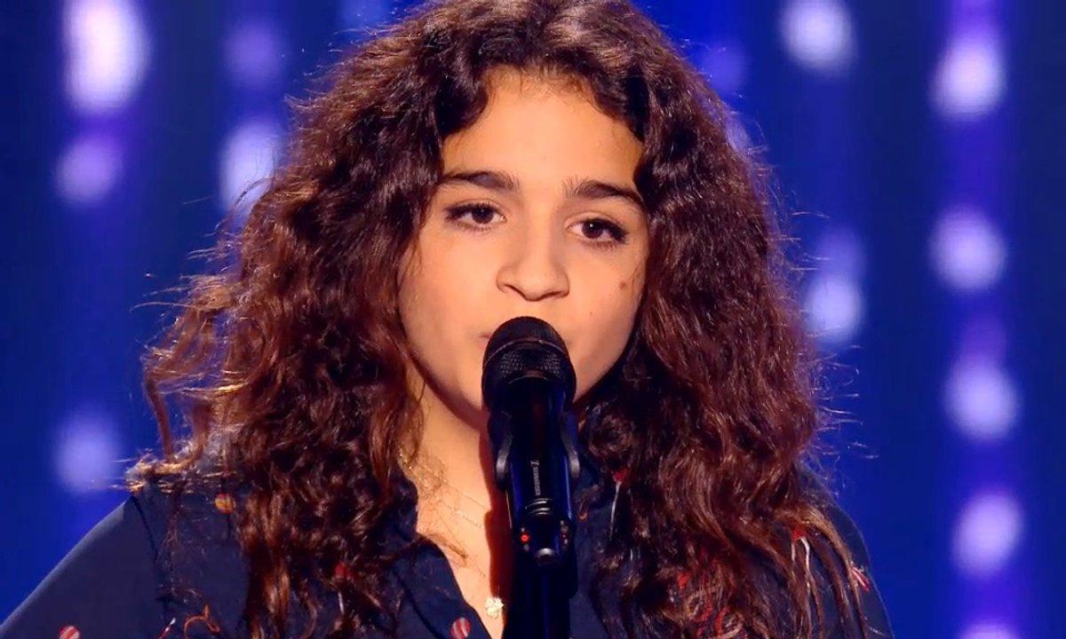 Rhéa chante « Caravane » (Raphaël) (Saison 05)