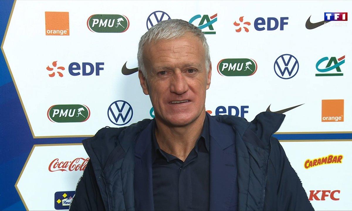 Portugal - France (0 - 1) : Les réaction de Raphaël Varane et de Didier Deschamps
