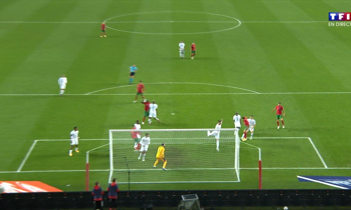 Portugal - France (0 - 1) : Les Portugais trouvent le poteau !