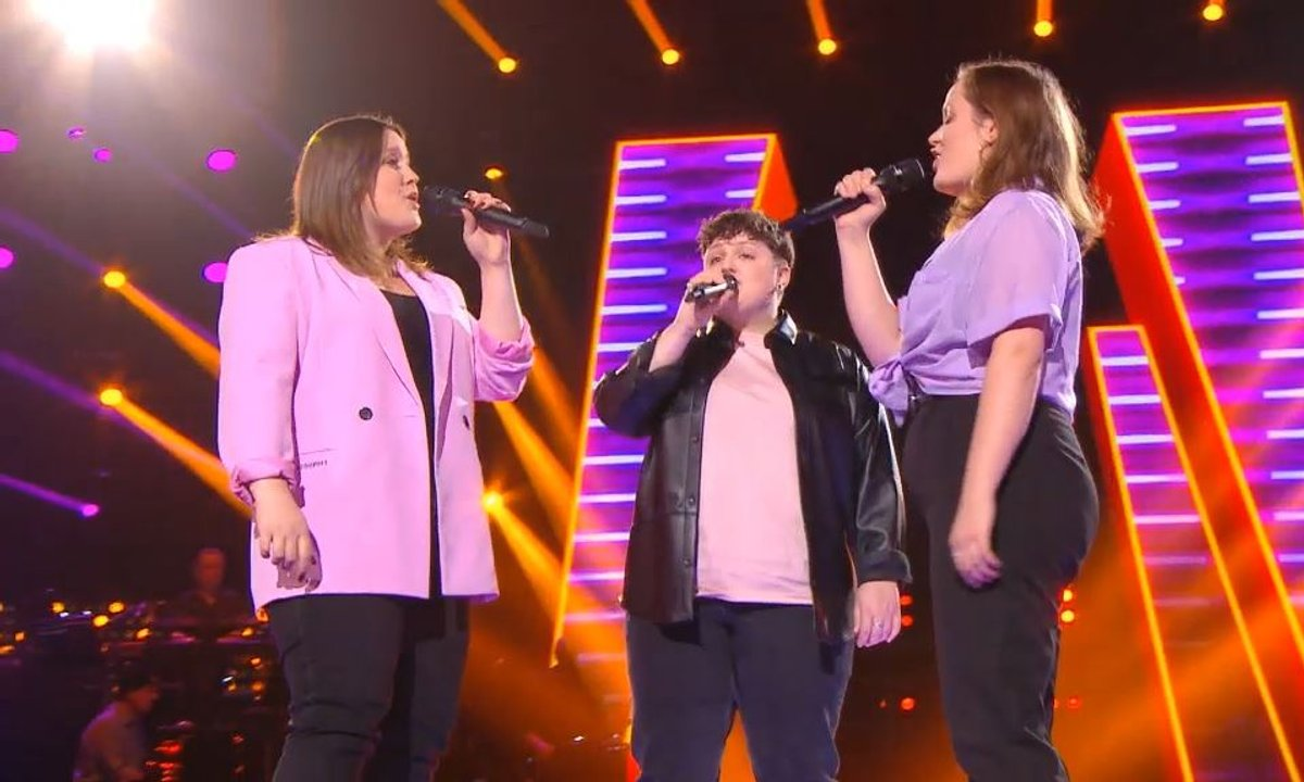 "The Voice 2021 – Pottok on the Sofa chante ""Tout donner"" de Maître Gims (KO)"