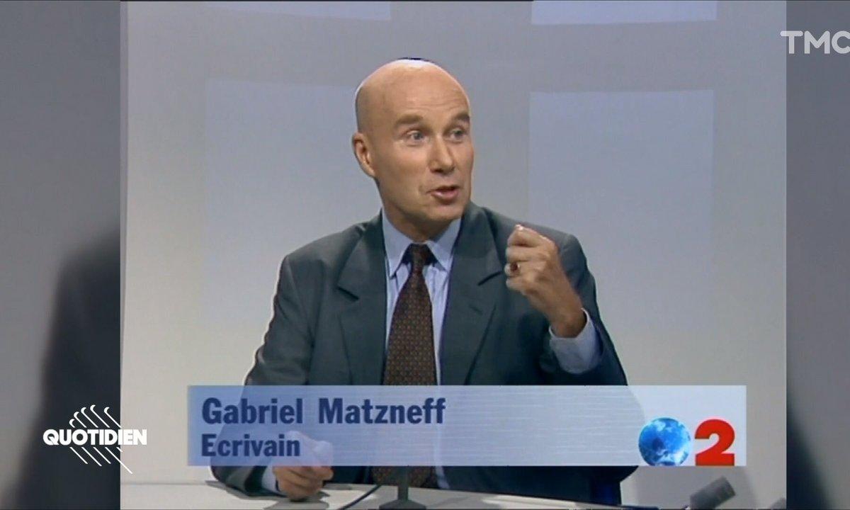 Pour tout comprendre de l'affaire Gabriel Matzneff