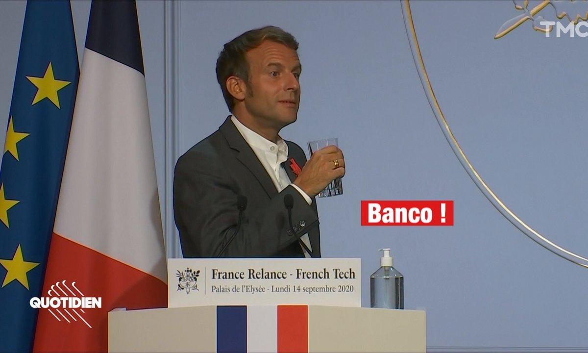 Profession président: pour une fois, on a PRESQUE tout compris à la French Tech