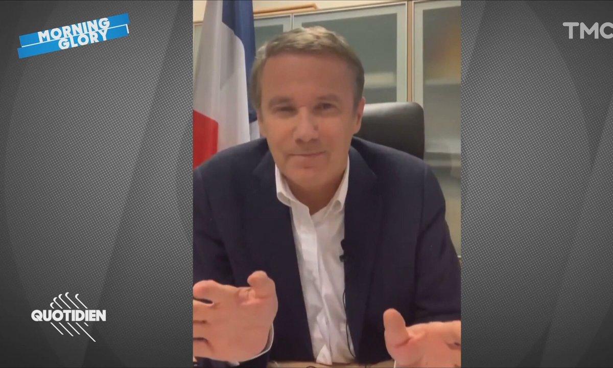 Pour une fois, on est d'accord avec Nicolas Dupont-Aignan