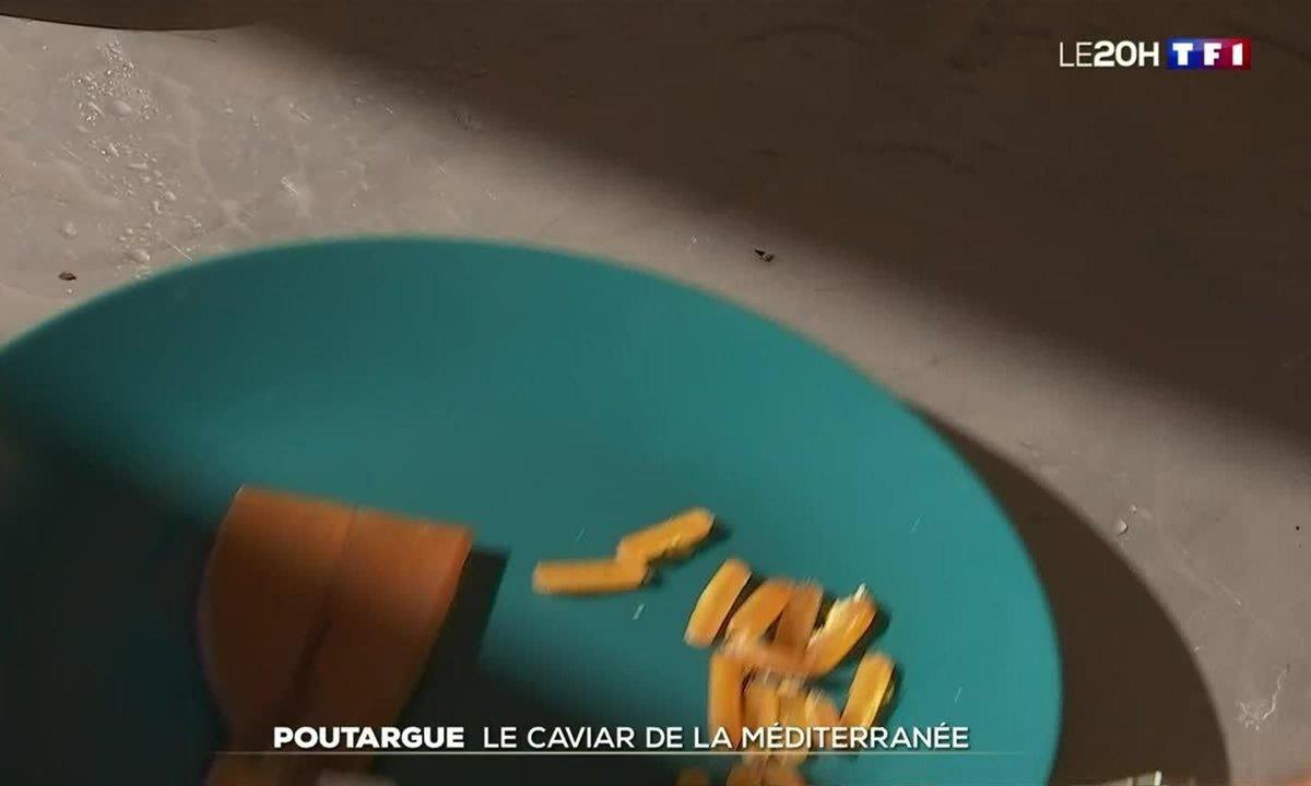 Poutargue, le caviar de la Méditerranée