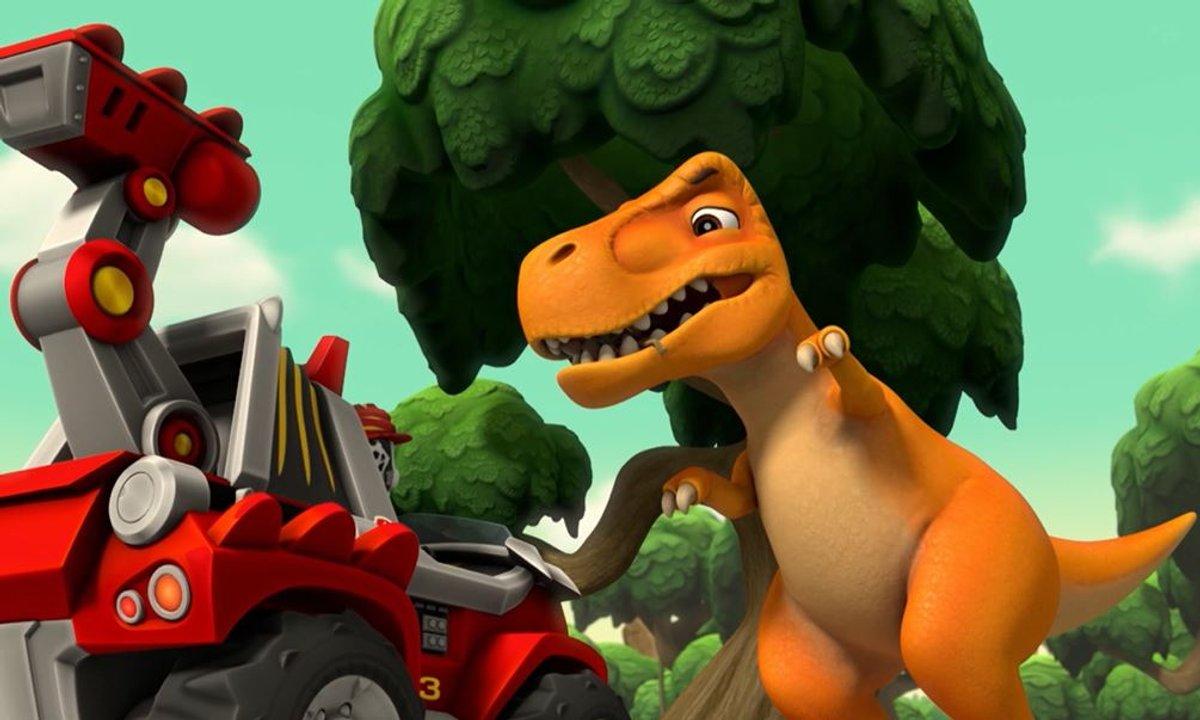 Paw Patrol, la Pat'Patrouille - Mission Dino : Dentiste pour Tyrannosaure - Extrait