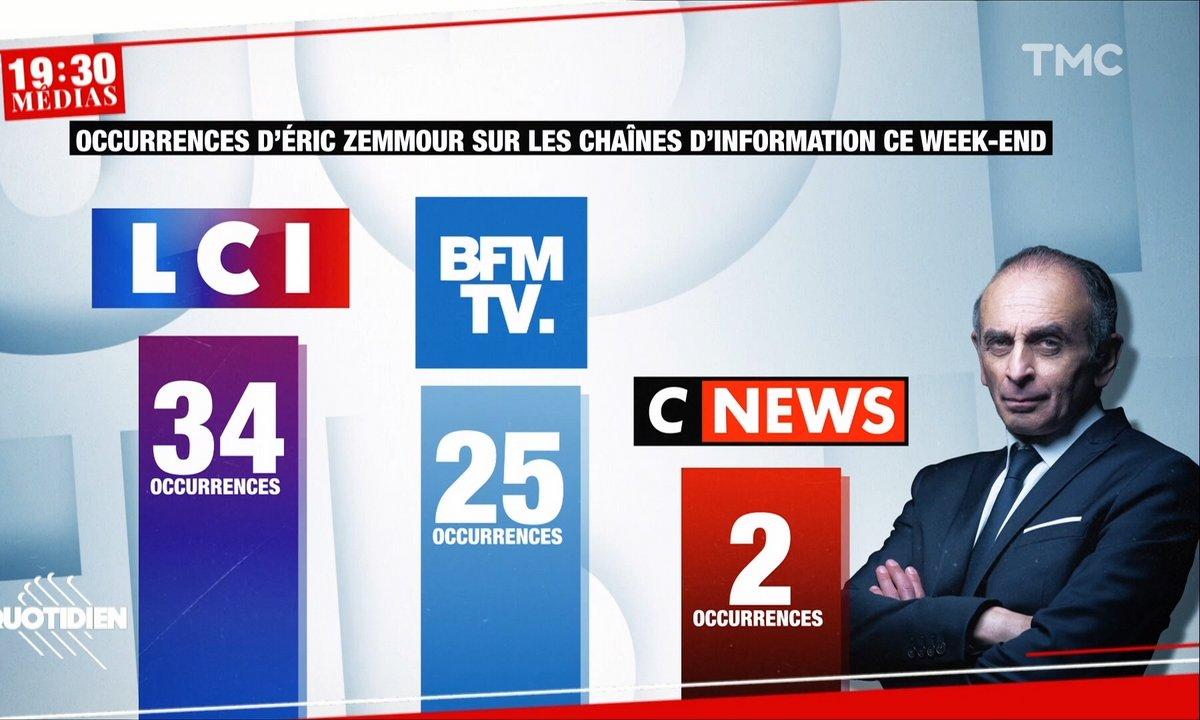 Présidentielle 2022 : Éric Zemmour squatte le terrain