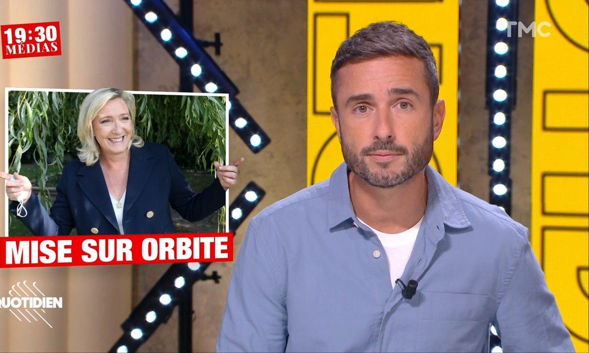 Présidentielle 2022 : Marine Le Pen sort du bois médiatique