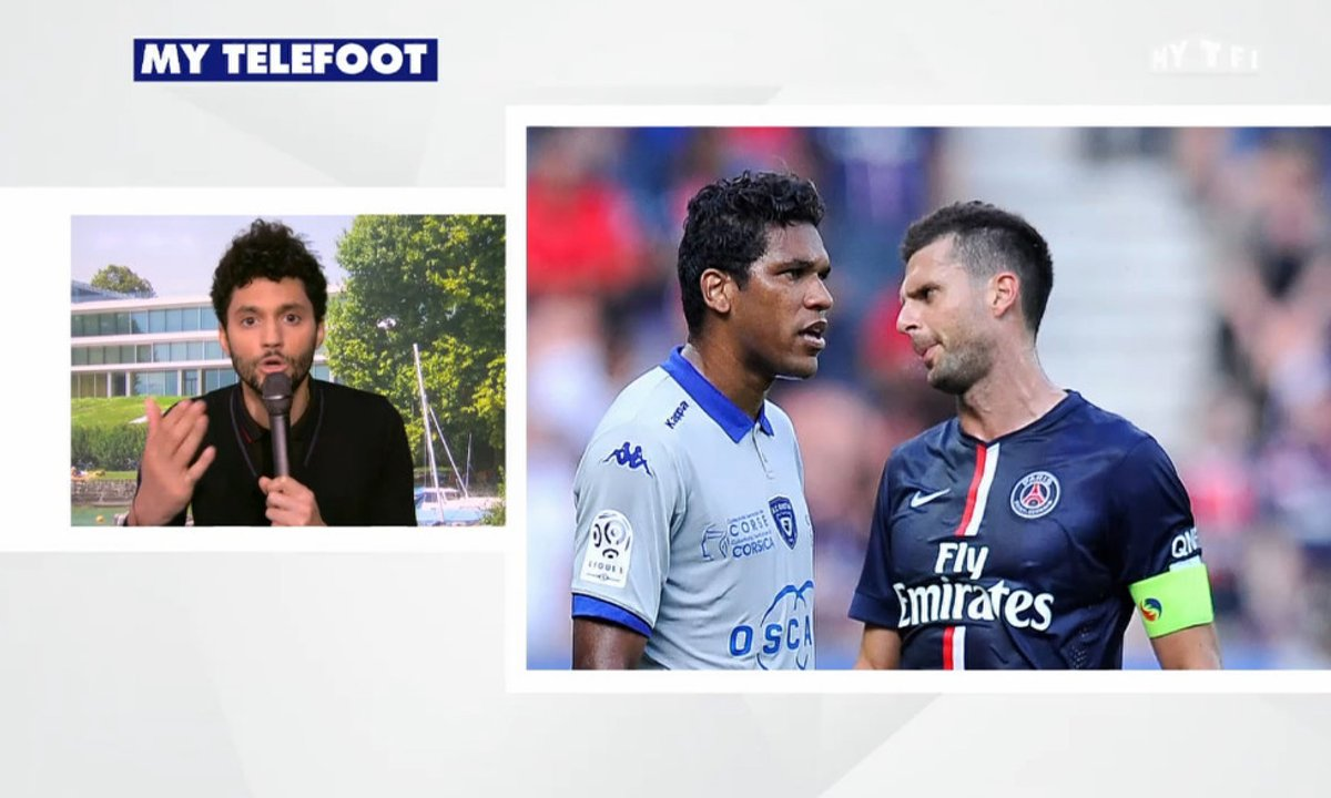 MyTELEFOOT : Le presque duplex de Tony Saint Laurent... du 21 septembre 2014