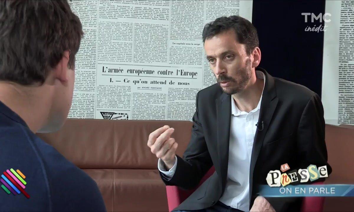 La presse, on en parle : Luc Bronner du Monde face à Martin Weill