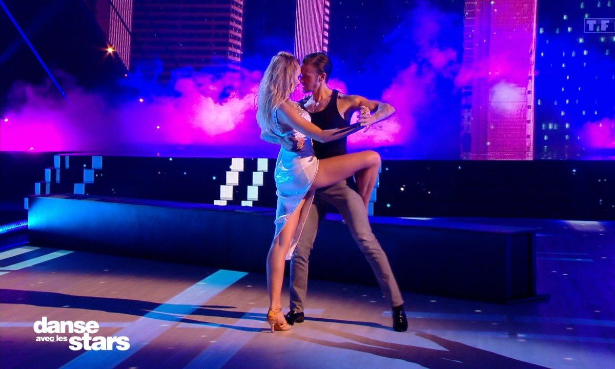 DALS 2021 - Aurélie Pons et Adrien Caby - Ariana Grande (7 rings)
