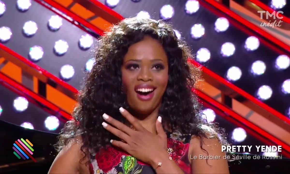 "Pretty Yende en Live - ""Una voce Pocco Fa"" (Le Barbier de Séville)"