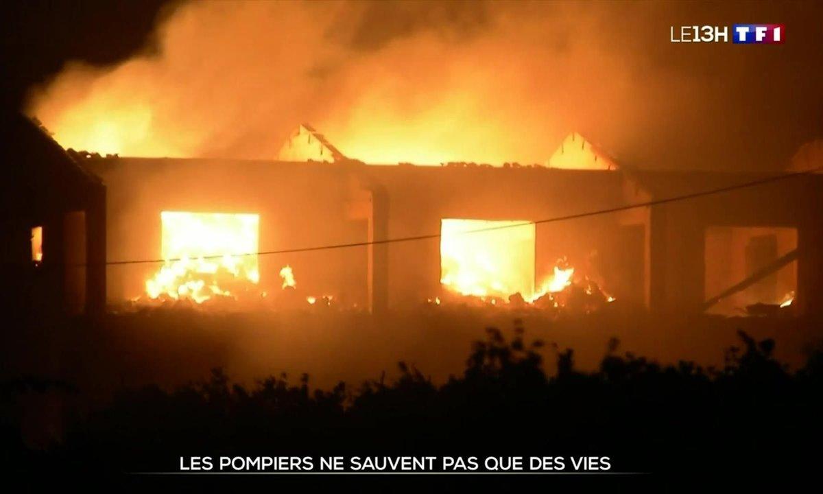 Prévention des incendies : les pompiers ne sauvent pas que des vies