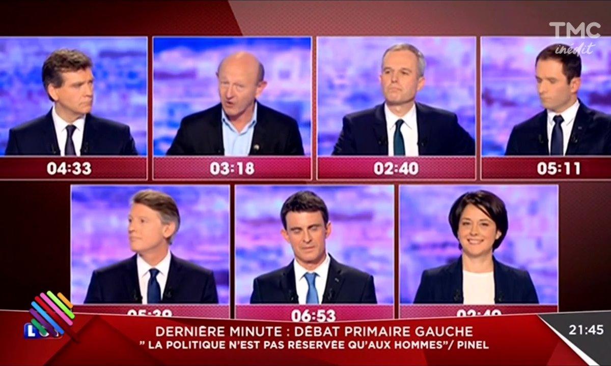 Primaire de la Gauche ; sept candidats passés au crible