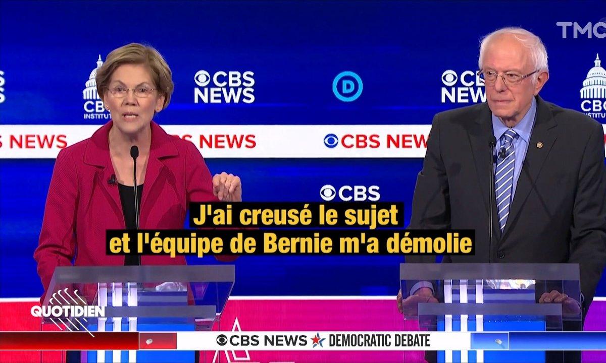 Primaire démocrate : Bernie Sanders riposte, Joe Biden rame