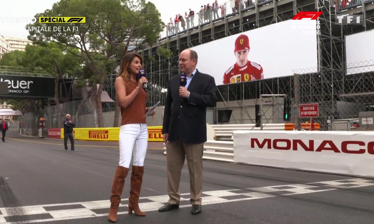 """Prince Albert II : """"Je n'ai que de beaux souvenirs avec Niki Lauda"""""""