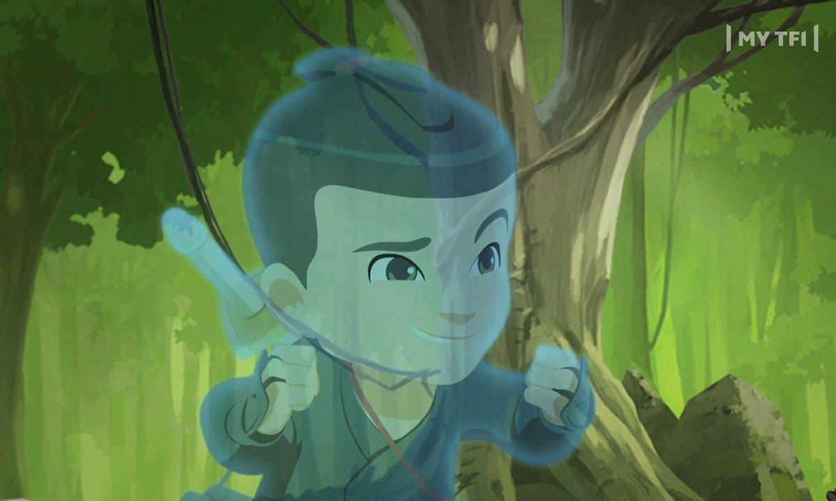 Mini Ninjas - S02 E31 - Pas vu, pas pris